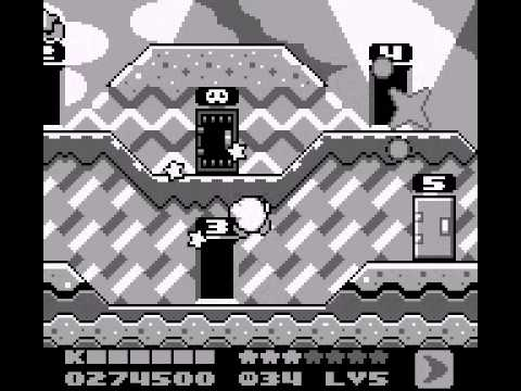 kirby's dream land 2 gameboy color