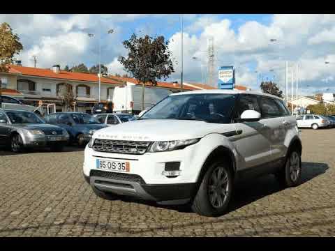 Land Rover Evoque 2.2 PURE TECH para Venda em Aguiar Automóveis . (Ref: 473136)