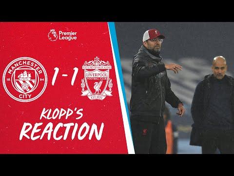 Klopp's Reaction: Different system, season start & international break | Man City vs Liverpool