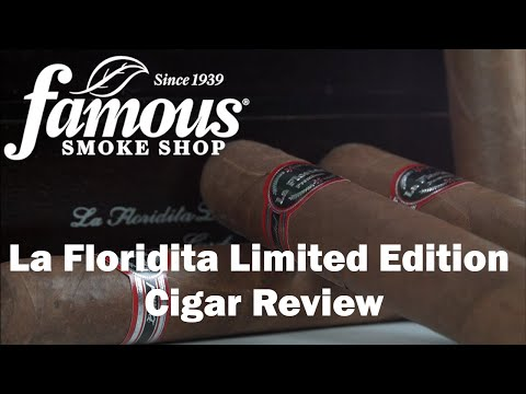 La Floridita Limited Edition video