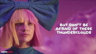 LSD   Thunderclouds (Lyrics Video) Ft. Sia, Diplo, Labrinth