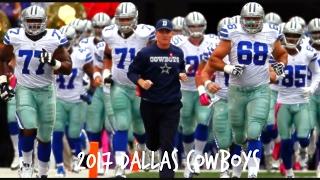 """2017 Dallas Cowboys """"Here Comes The Boom"""" Mix"""