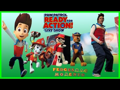 PAW PATROL LIVE SHOW FOR KIDS AT CITY SQUARE MALL, 1st in Asia  SINGAPORE