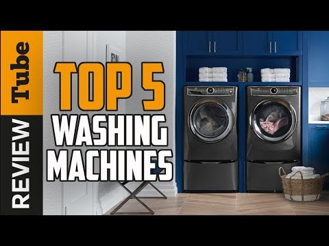 ✅Washing Machine: Best Washing Machine 2018 (Buying Guide)