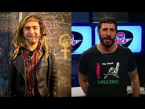 Boom Boom Kid video Entrevista Telefónica - Octubre 2015