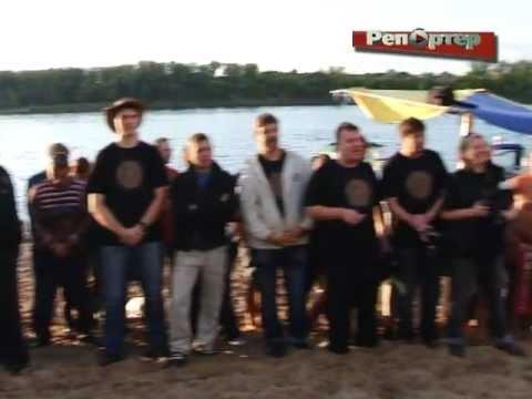 На острове Поджабный прошли международные соревнования по подводной охоте (видео)
