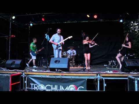 Trochumoc - TrochuMoc - CikánSka - Kopřivnice 26.7.2014 - Randal Open Air