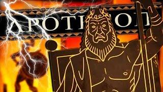 BATTLE FOR THE GODS | Apotheon #1