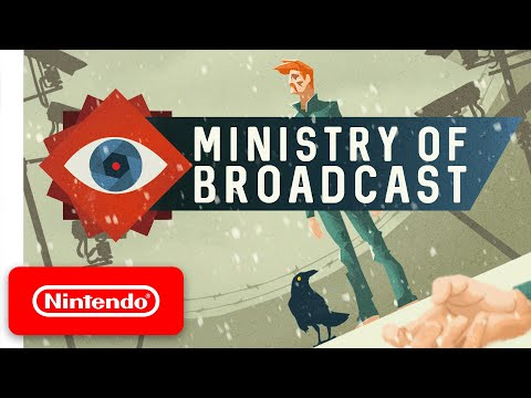 Ministry of Broadcast - Launch Trailer - Nintendo Switch