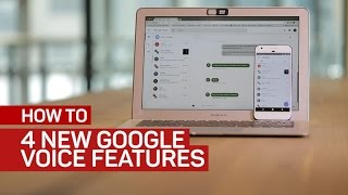 4 new Google Voice features