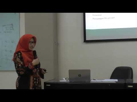Micro Teaching bersama Dra. Hj. Lela Rochmatin Emod, M.M.Pd.