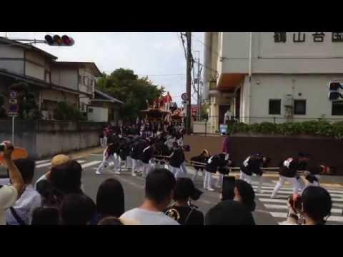 2014 和泉信太連合 鶴山台国際幼稚園