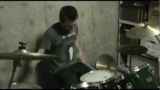 Stuck in Your Radio - Homies Unite (Drum Cover)