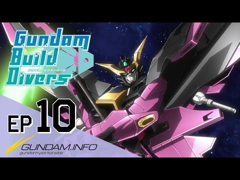 Download Gundam Build Divers-Episode 10: Coalition of Volunteers(EN,TW,HK,KR,FR,IT,TH sub) HD Mp4 3GP Video and MP3