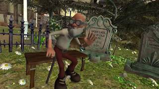 Legends Of Iona RPG Gameplay (PC game).