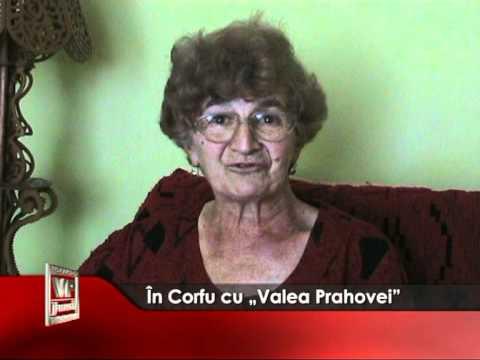 """În Corfu cu """"Valea Prahovei"""""""