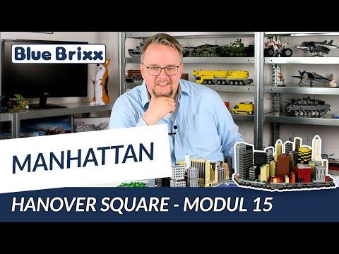Manhattan Unit 15 Hanover Square