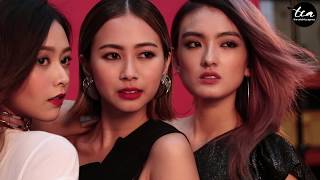 Bonnie, Hong Ling and Ying Ying play: Who's the most likely to ...?