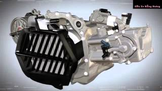 Hoạt động của hệ thống đề từ trên xe Honda_PCX