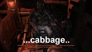 Metro 2033: Criken's Quest for Cabbage