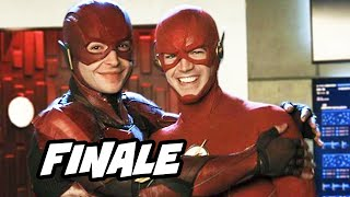 Crisis On Infinite Earths Part 4 - 5 Finale TOP 20 WTF and Justice League Crossover