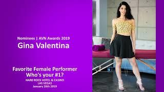 Avn awards 2019. Best pornstar nominies 2019
