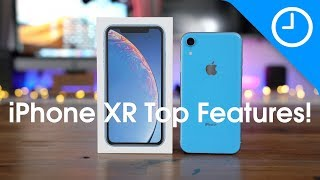 iPhone XR: top 20 features
