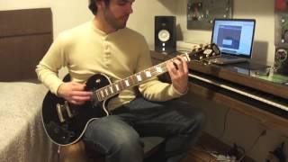 Extol - Grace For Succession guitar cover - Vinicius Cavalieri