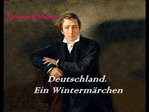 Deutschland. Ein Wintermärchen (Hörbuch) Heinrich Heine