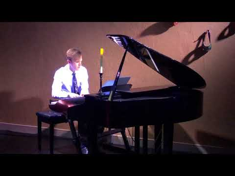Prelude in c-sharp minor op. 3, no. 2 by Rachmaninov