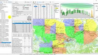 DRRL 8.0 - новая версия программы для проектирования радиорелейных линий и сетей радиодоступа
