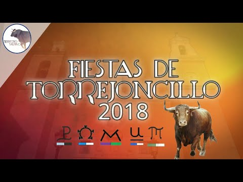 Fiestas de Torrejoncillo (Cáceres) - TOROS 2018