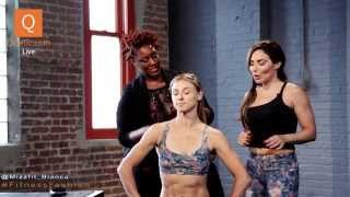 How to do The Perfect Fitness Braid With Mizzfit