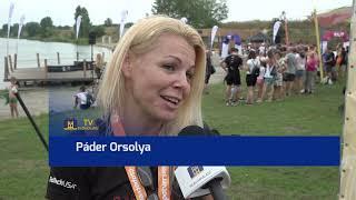 TV Budakalász / Félidő - Lupa Swim Run  / 2021.07.20.