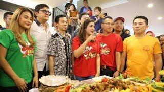 Sukses Besar Nyanyi Duet, Artis Ashanty dan Anang Hermansyah Kini Jualan Ayam di Makassar