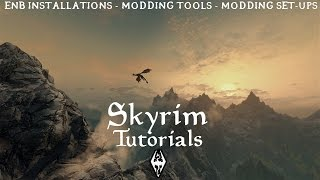Skyrim - How To Install MOST ENB's with Mod Organizer