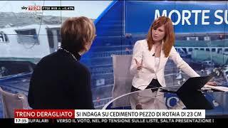 Disastro ferroviario Pioltello: intervista a Paola Guerra