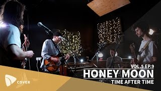 HONEY MOON - Time After Time (Chet Baker cover) | TEAfilms Live Sessions