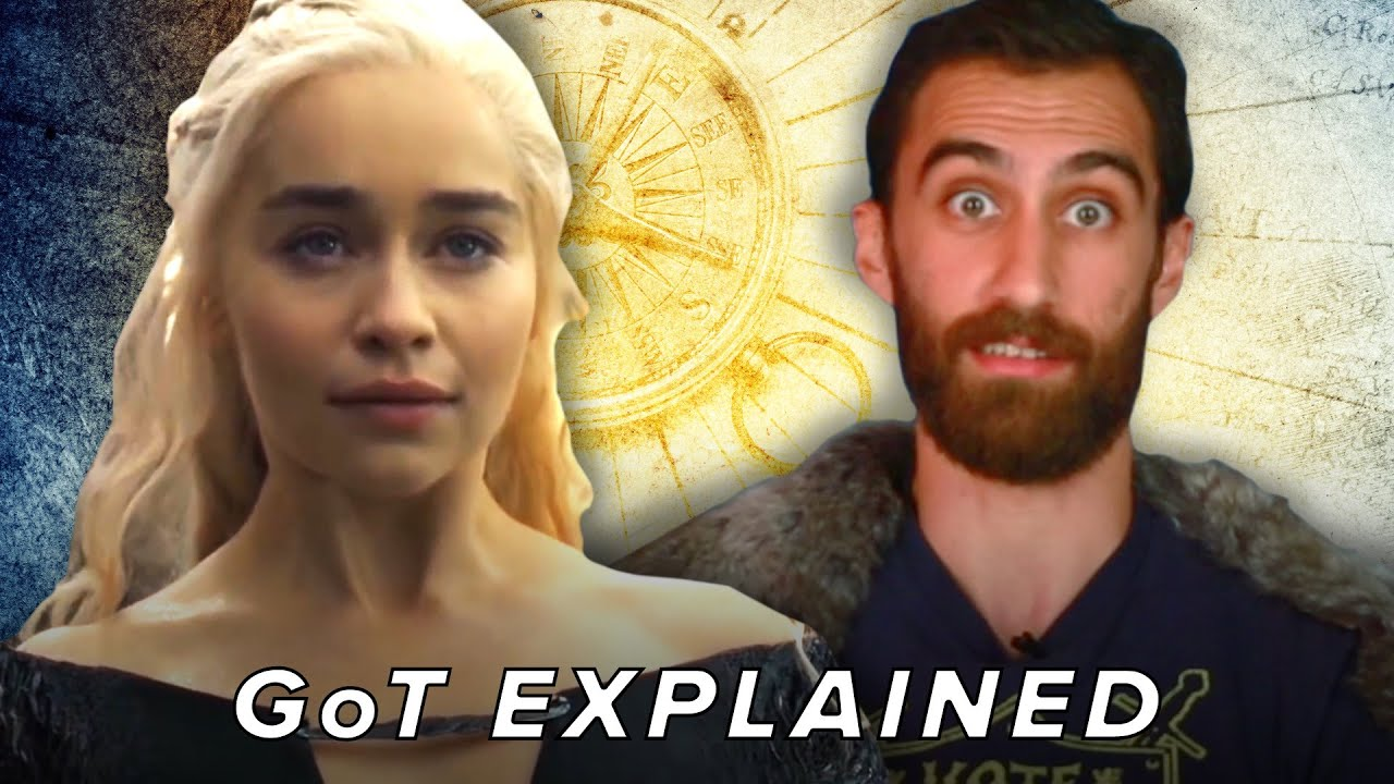 People Try To Explain Game Of Thrones Before The Theme Song Ends thumbnail