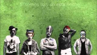 The All-American Rejects - Fast and Slow (Español)