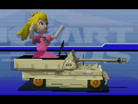 Mario Kart 8 - Special Cup - Mirror Mode (Peach Gameplay