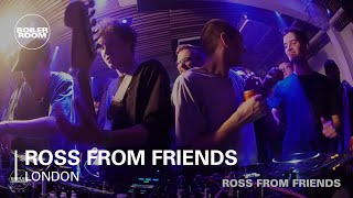 Ross From Friends Boiler Room London Live Set
