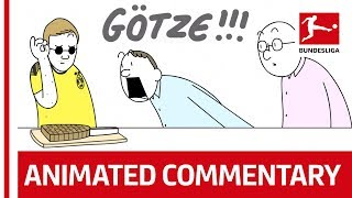 Crazy Bundesliga Football Commentary, Animated   - YouTube