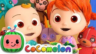 Yum Yum Vegetables Song | Cocomelon (ABCkidTV) Nursery Rhymes & Kids Songs