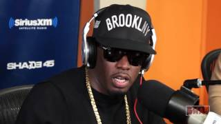 Sway's Universe - Diddy on Maintaining the #1 Spot in the Game and Salutes LA Reid, Heavy D for Believing in Him