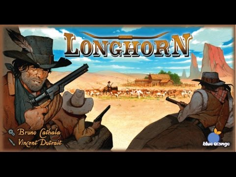 Board Game Brawl Reviews - Longhorn