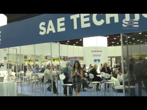 SAE World Congress TV: What value do you see in SAE World Congress?