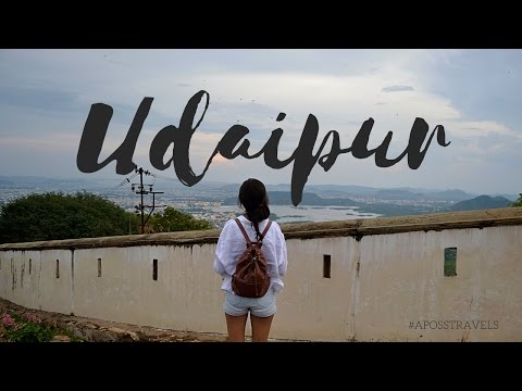 Video Udaipur City - Places, people and food decoded