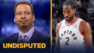 'Kawhi will go to Lakers & it's his best chance to win titles' — Broussard   NBA   UNDISPUTED