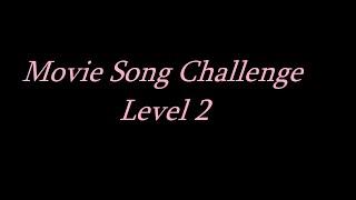 Disney Song Challenge Level 2